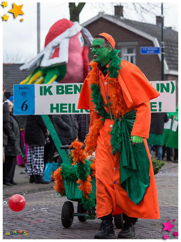 Koentje carnaval - 2014
