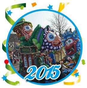 Carnavalsoptocht Schaijk - 2015