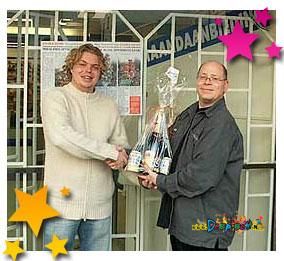Winnaar prijsvraag www.deoptocht.nl