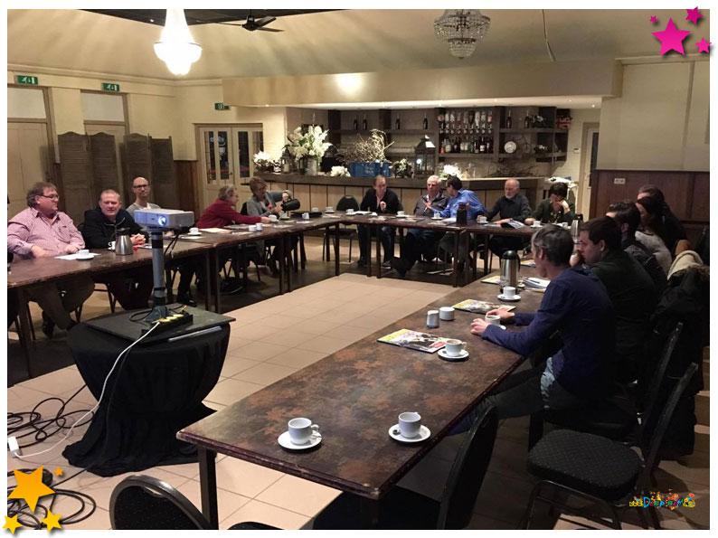 Strijd tussen clubs Moesland al aangegaan bij juryvergadering