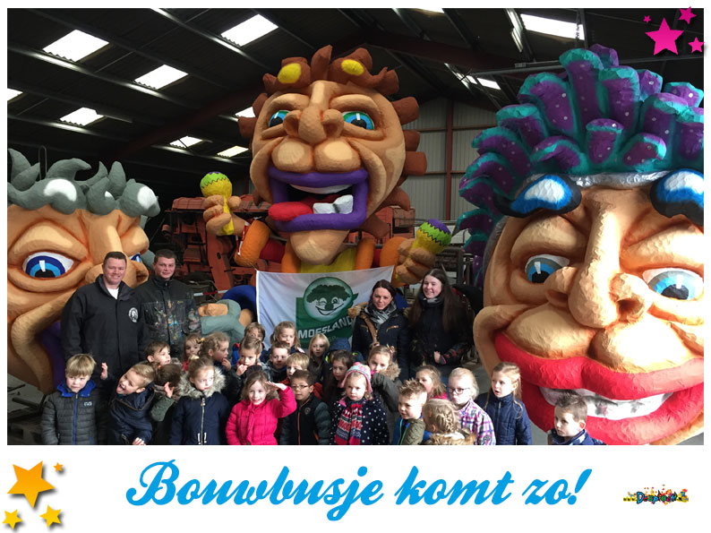 Carnaval in het Moesland door de ogen van René Derks de man achter www.deoptocht.nl