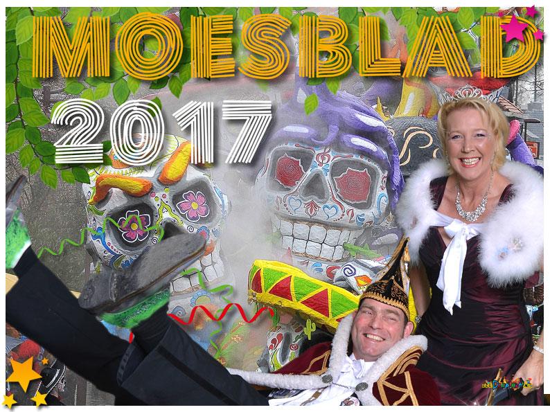 Carnavalskrant Schaijk - 2017