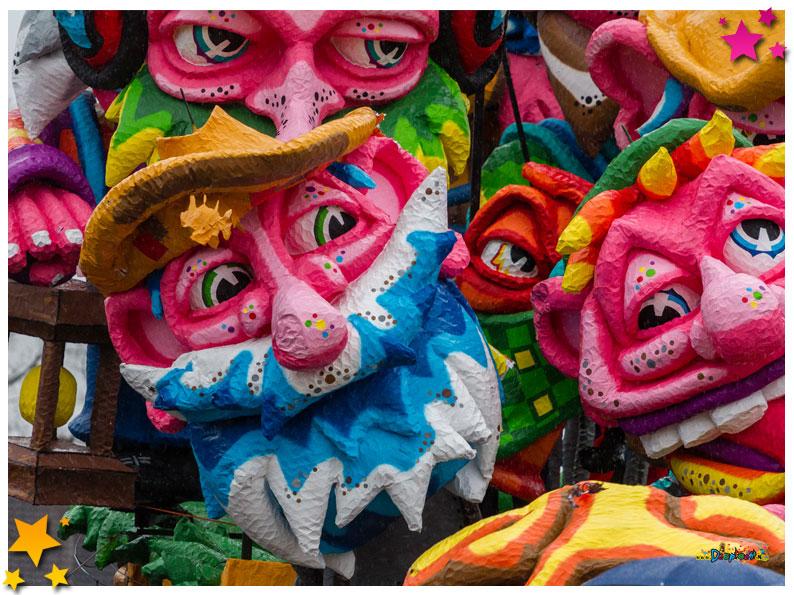 Carnavalsoptocht Schaijk 2017