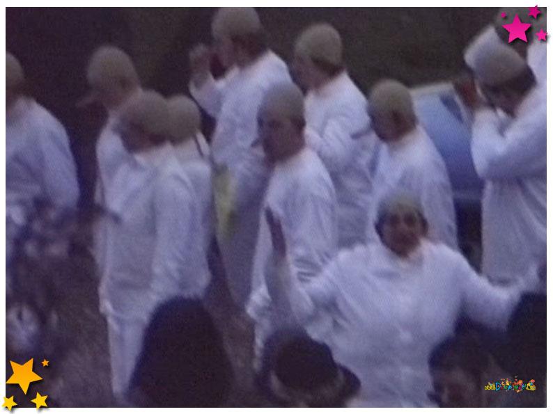 Auwzum tijdens de optocht van Schaijk | 2001