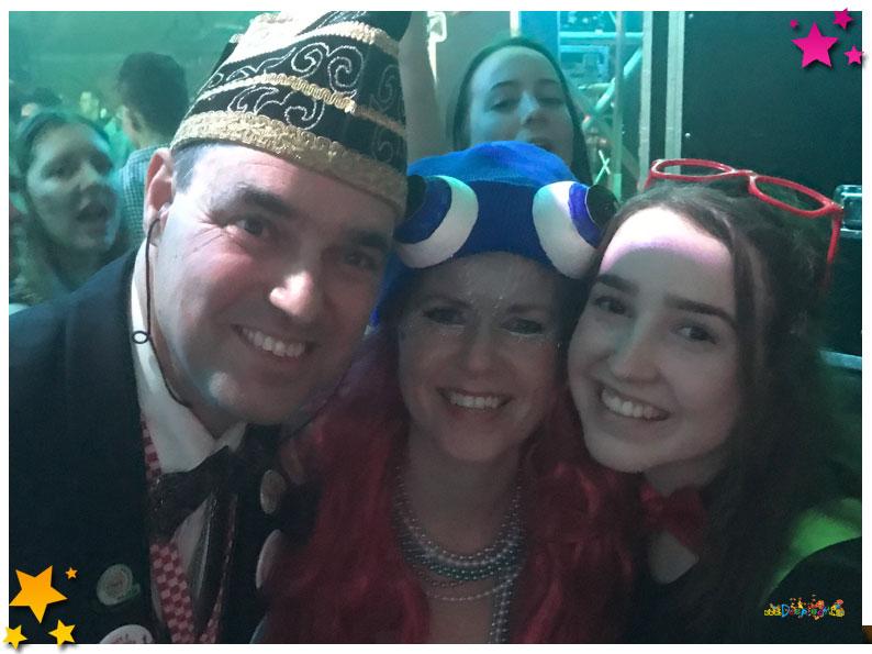 Lid van Stichting Carnaval de Moeslanden; Michel van Druten