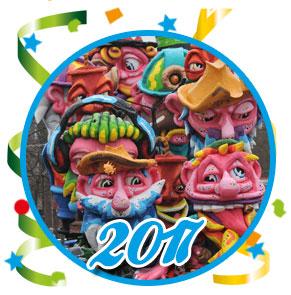 Carnavalsoptocht Schaijk - 2017