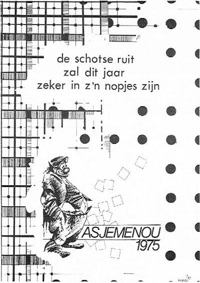Stukje Asjemenou carnavalskrant - 1992
