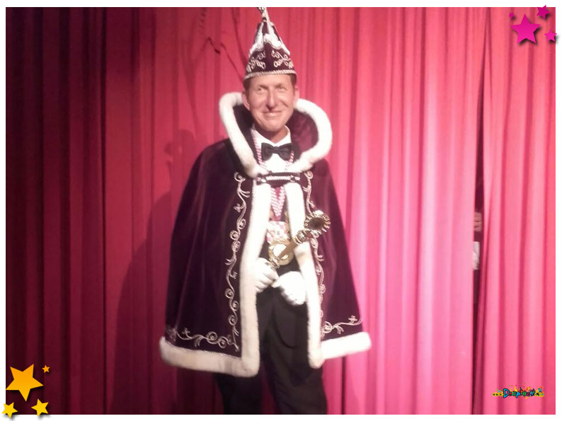 Prins Harold dun Urste van de Heikneuters in Zeeland