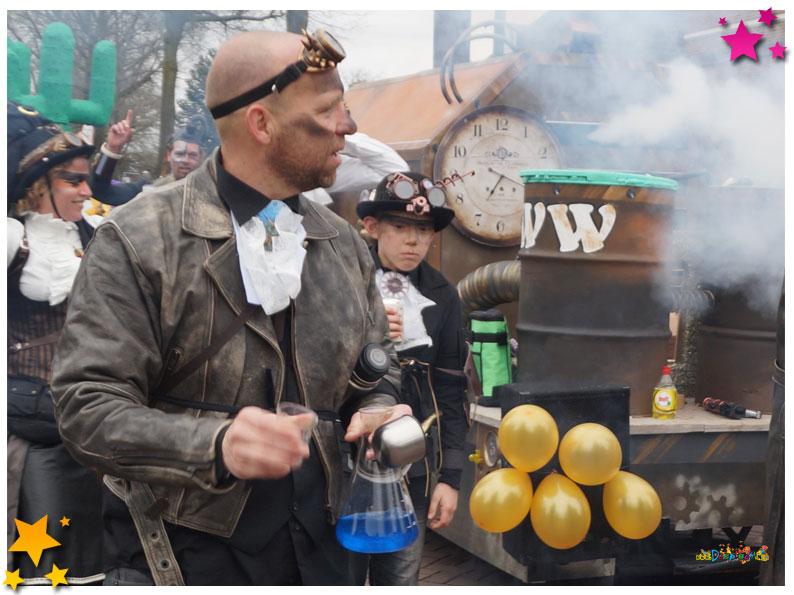 Lid van ONO/Wanne Wauwel; Marcel van den Heuvel