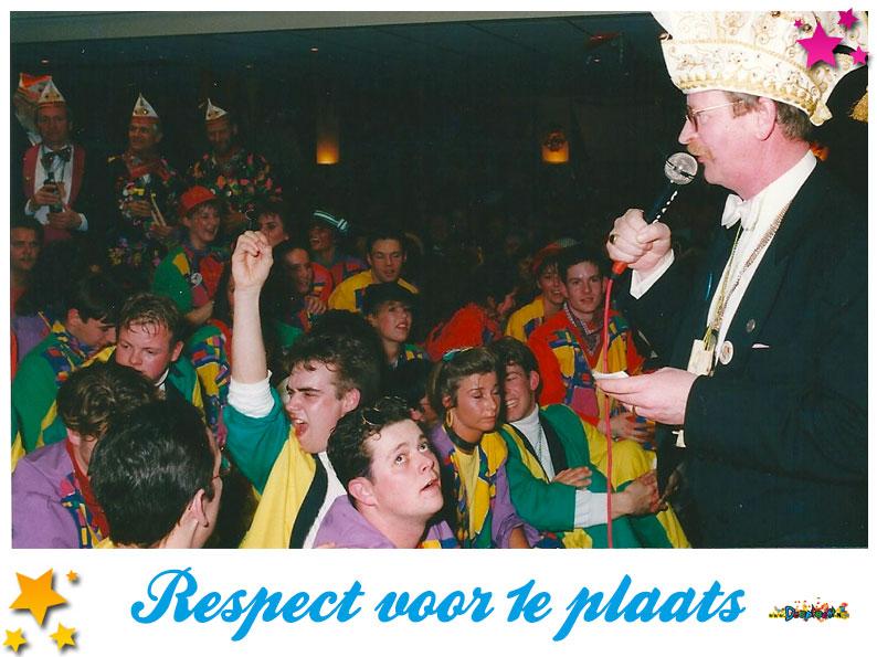Respect voor de bouwers in de Moeslandse optocht!