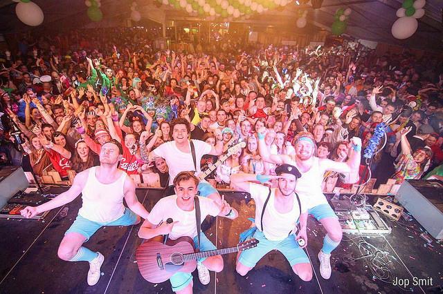Carnaval in Moesland