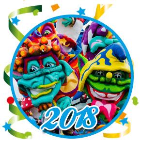 Carnavalsoptocht Schaijk - 2018