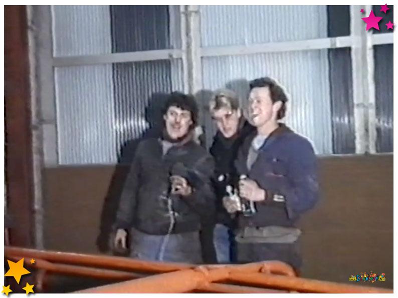 Petosiestampers - 1986
