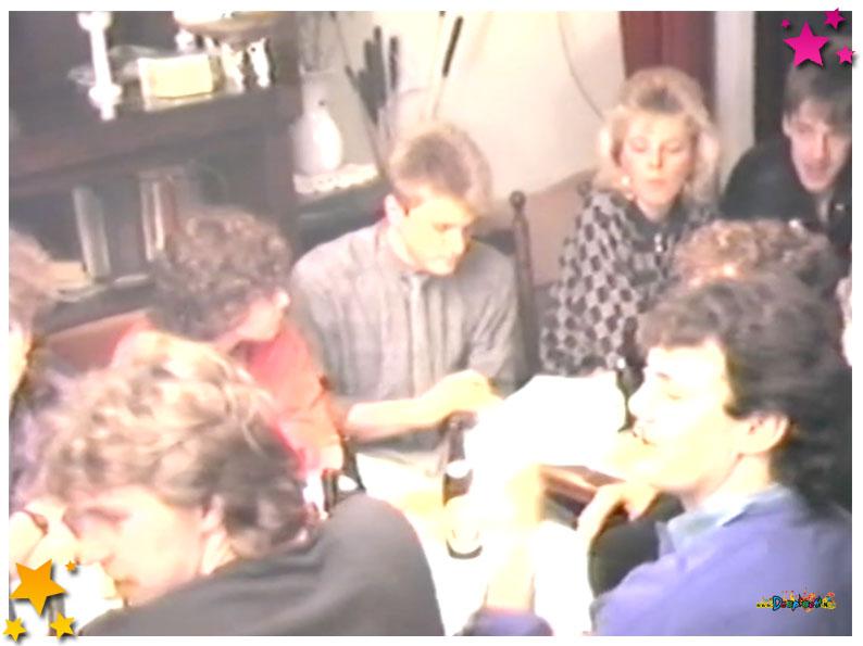 Petosiestampers vergadering - 1986