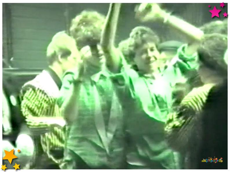 Petosiestampers - 1987