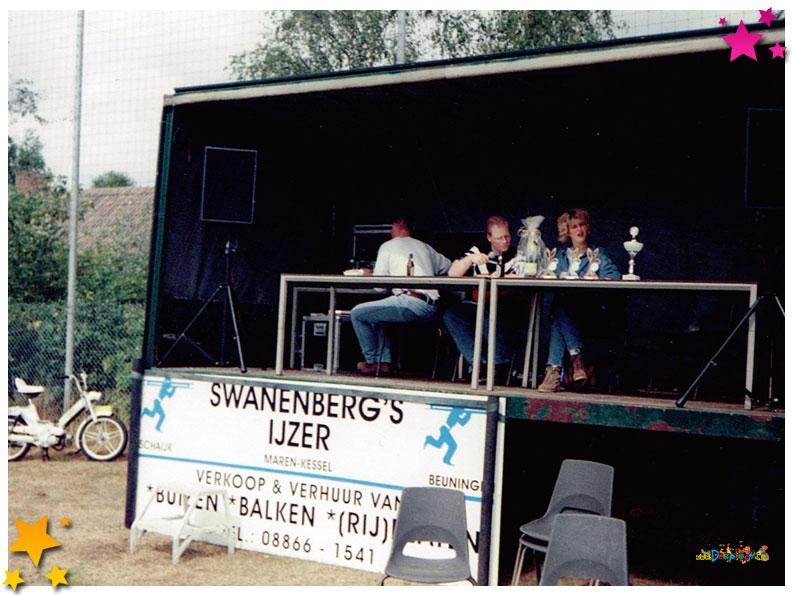 Trekstangenrace Ok Noch Ok - 1995