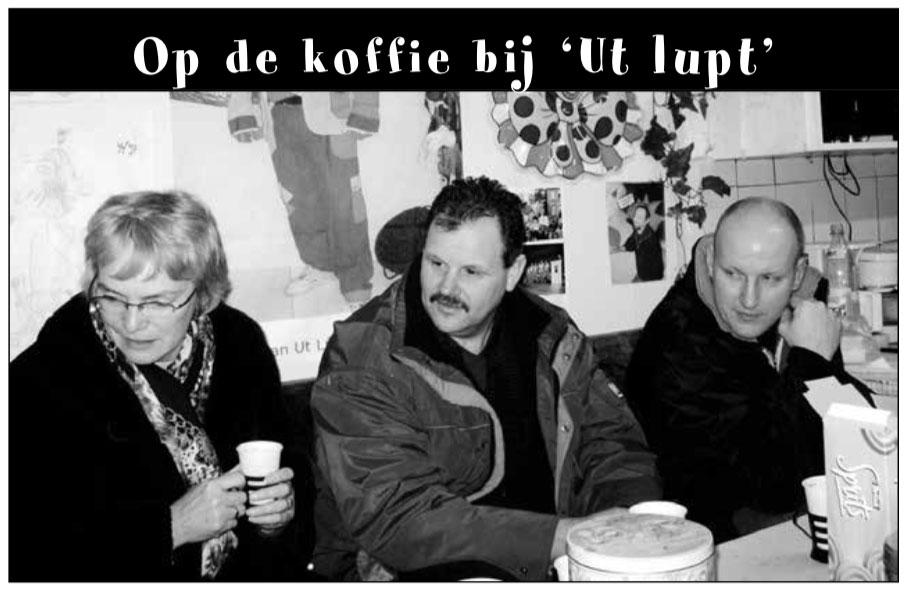 Stukje van Ut Lupt uit de carnavalskrant van Schaijk - 2005
