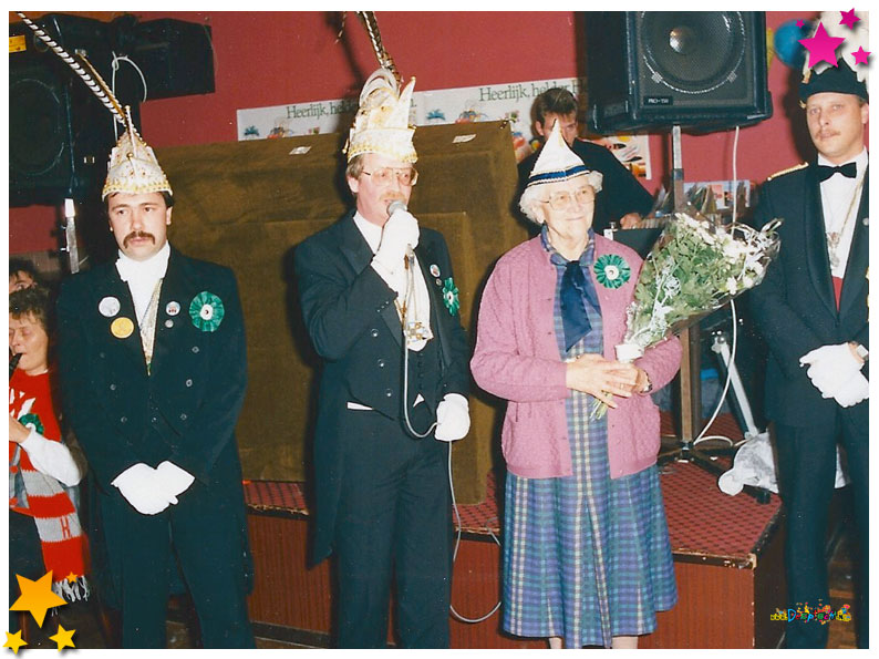 Eremoeszak 1988 - Mevrouw van den Bogaart