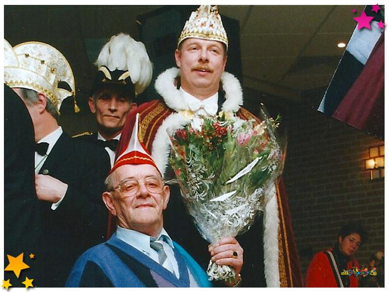 Eremoeszak 1993 - Toon Bens
