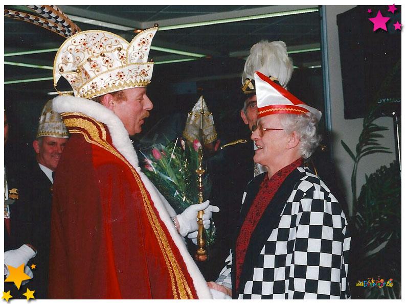 Eremoeszak 1994 - Doortje Daamen