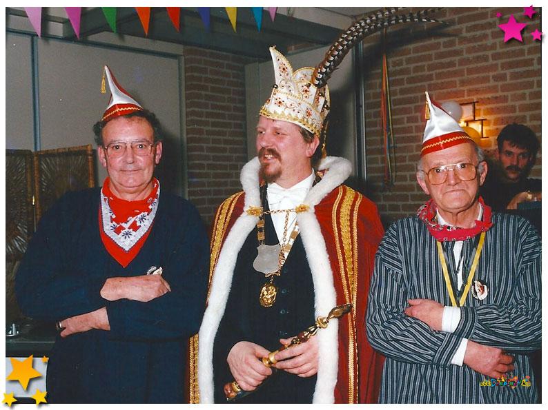 Eremoeszak 1995 - Tiny Megens en Wim Arts
