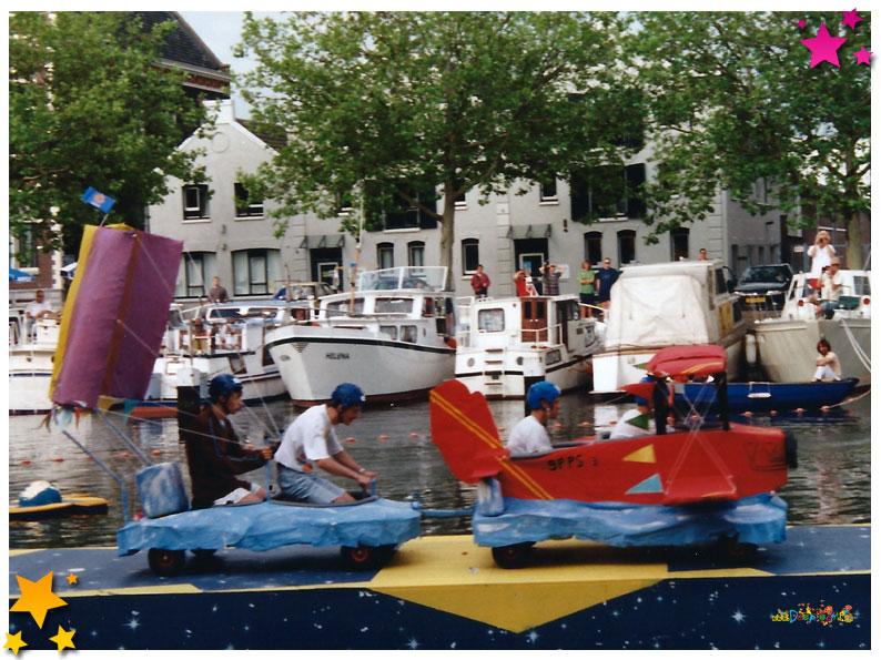 Te Land Ter Zee en in de lucht -Vlaardingen - Ut Lupt - 1997