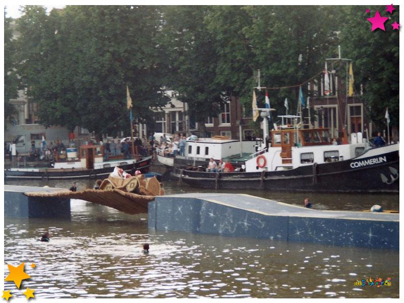Te Land Ter Zee en in de lucht - Monnickendam - Ut Lupt - 1998