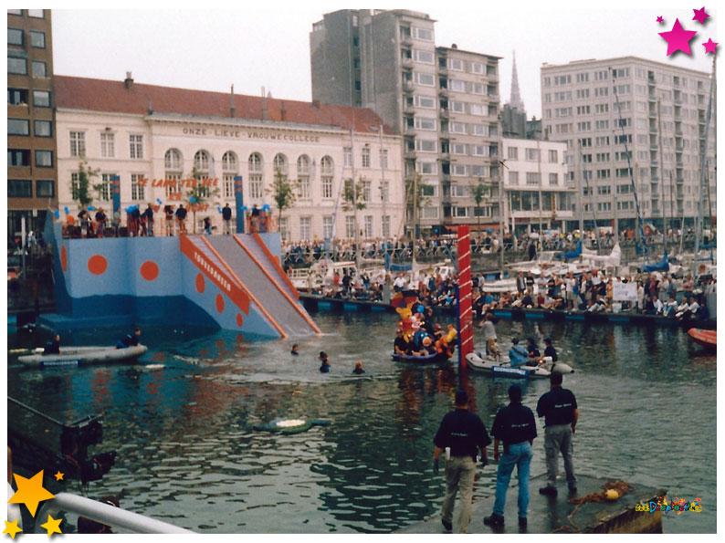 Te Land Ter Zee en in de lucht - Monnickendam - Oostende - 2000