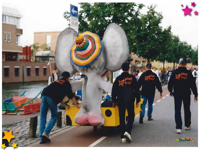 Te Land Ter Zee en in de lucht - Middelburg - 2002