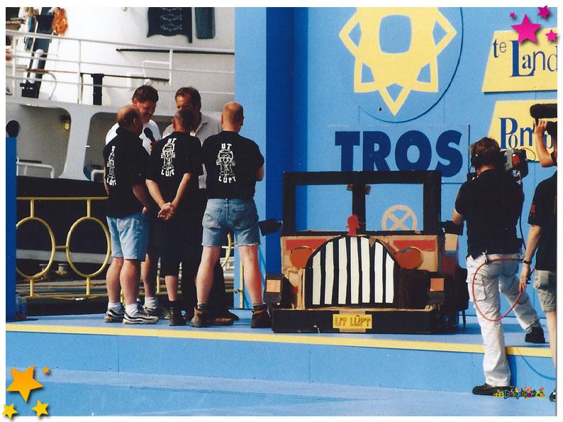 Te Land Ter Zee en in de lucht - Scheveningen - 2003