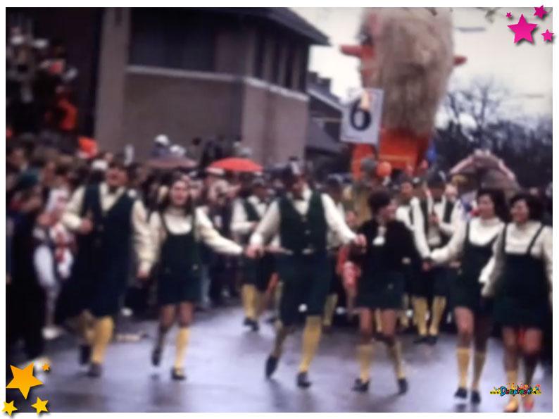 Film optocht Schaijk 1971