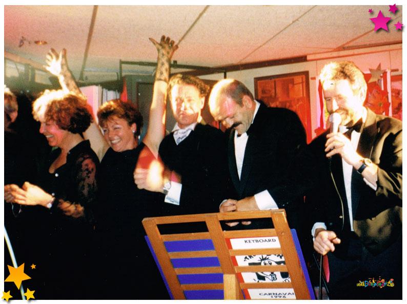 't Kos Kojer - Jailhouse Rock - 1998