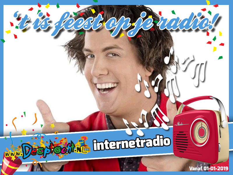 Internetradio is weer online
