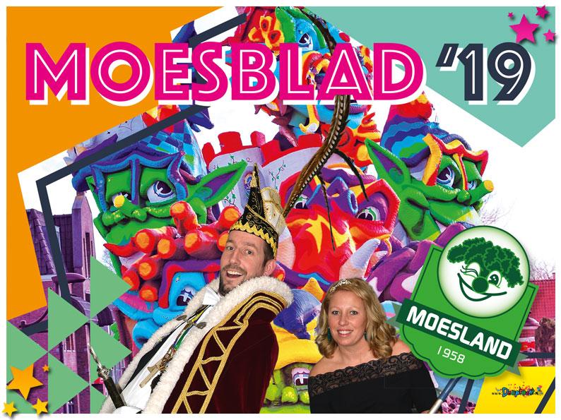 Carnavalskrant Schaijk - 2019
