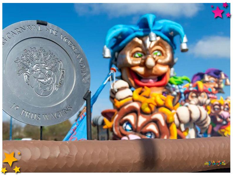 Carnavalsstijlen botsen in Halfvastenoptocht Oss