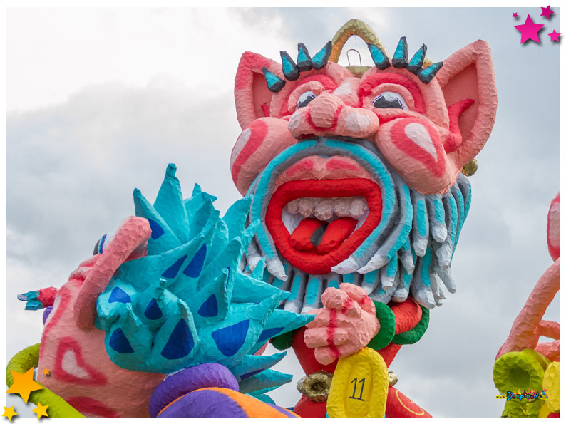 Carnavalsoptocht Schaijk - 2019 - Gruwelijk Locht