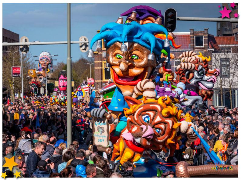 Carnavalsliefde lijkt na teleurstellende vierde plek van korte duur