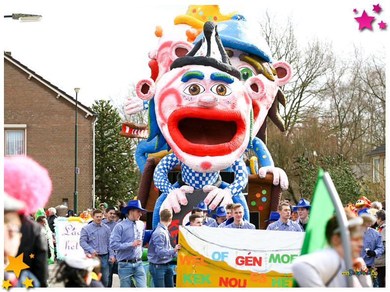 Carnavalsoptocht Schaijk - 2019 - Kek Nou Es