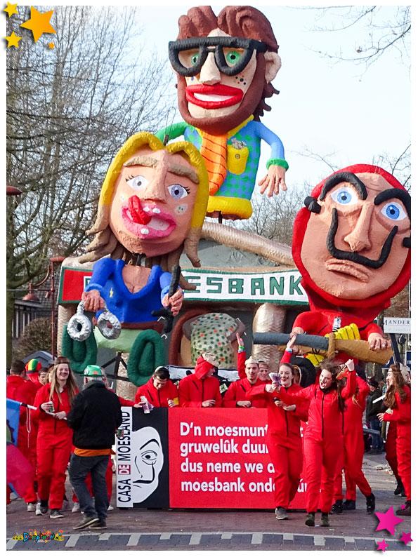 Carnavalsoptocht Schaijk - 2019 - Net Zat