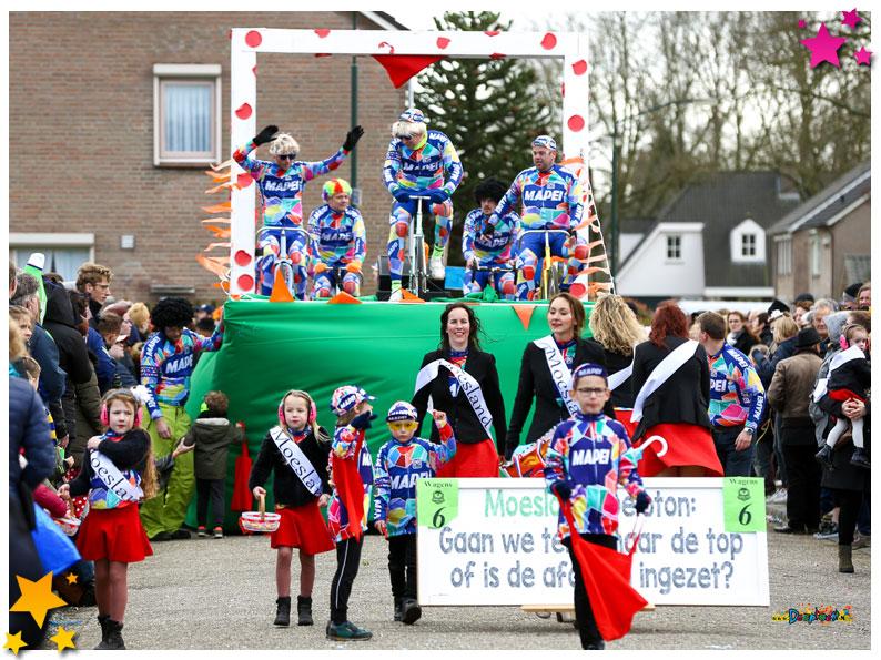 Carnavalsoptocht Schaijk - 2019 - Olling Doll