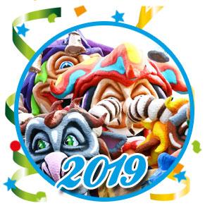 Carnavalsoptocht Schaijk - 2019