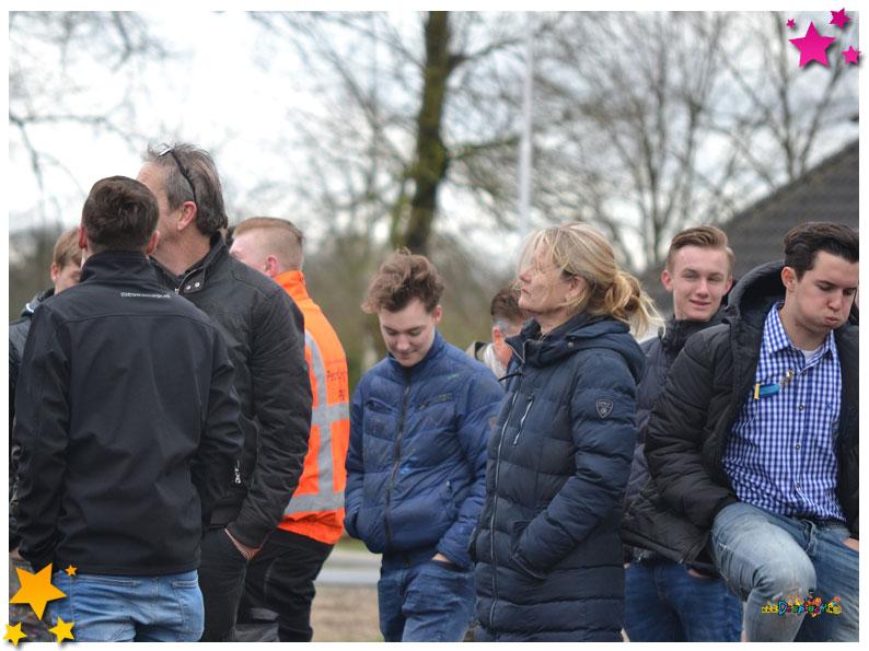 Opbouwen wagens Schaijk 2019