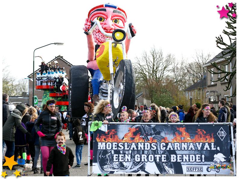 Carnavalsoptocht Schaijk - 2019 - Zot Gefrot