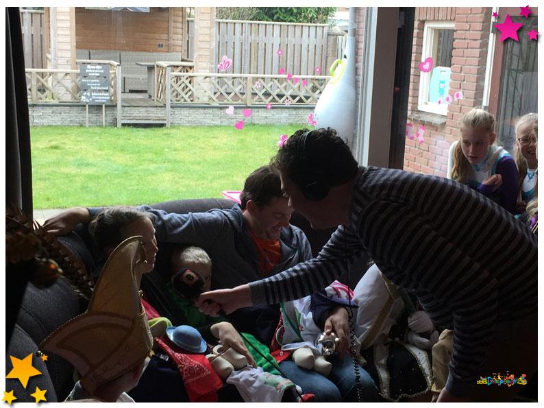 Omroep Brabant op babybezoek in Schaijk - 2019