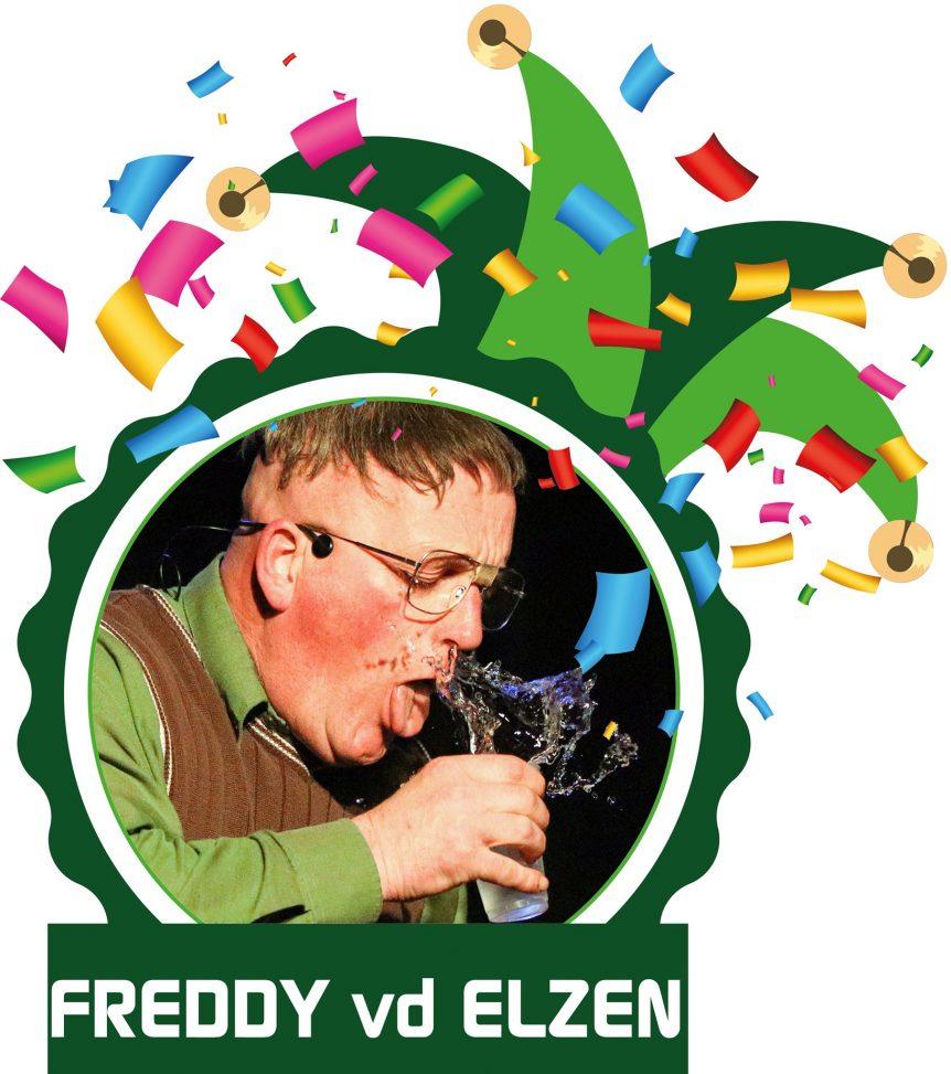 Tonproater nummer 3: Freddy van de Elzen