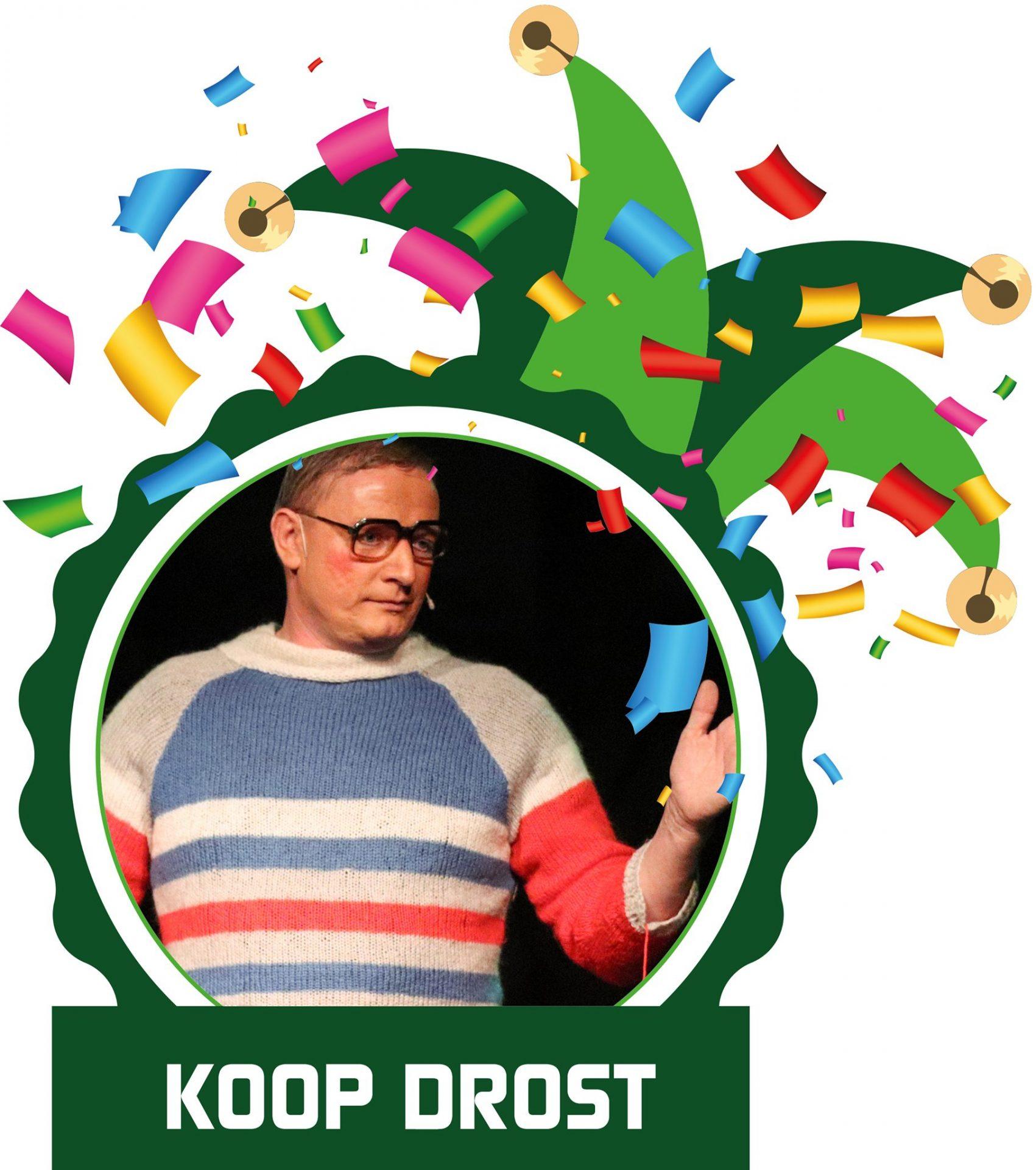Tonproater nummer 2; Koop Drost