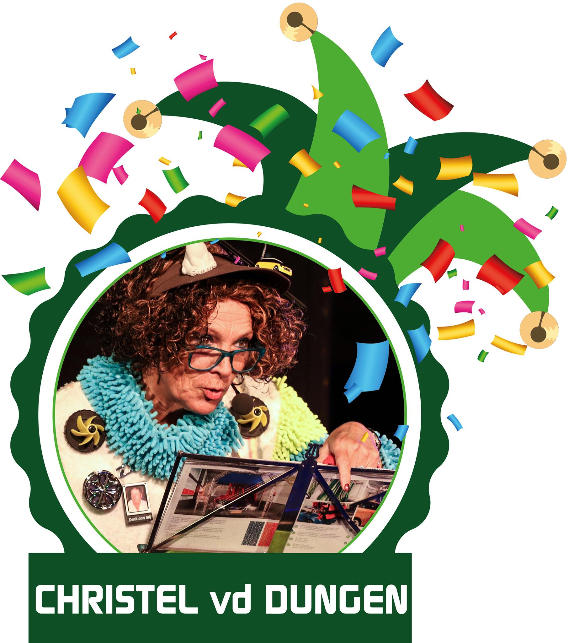 Christel vd Dungen is tonprater nummer vier