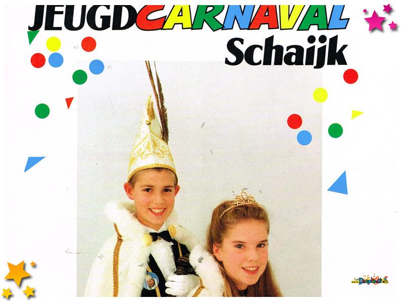 Jeugdcarnavalskrant Schaijk - 1994