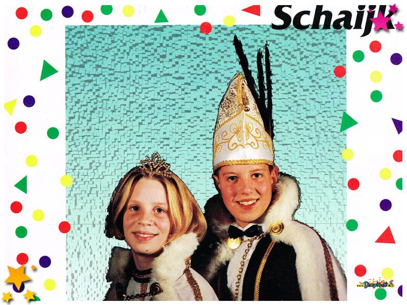 Jeugdcarnavalskrant Schaijk - 1995
