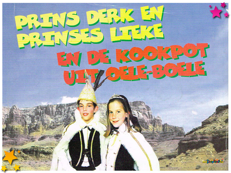 Jeugdcarnavalskrant Schaijk - 1998